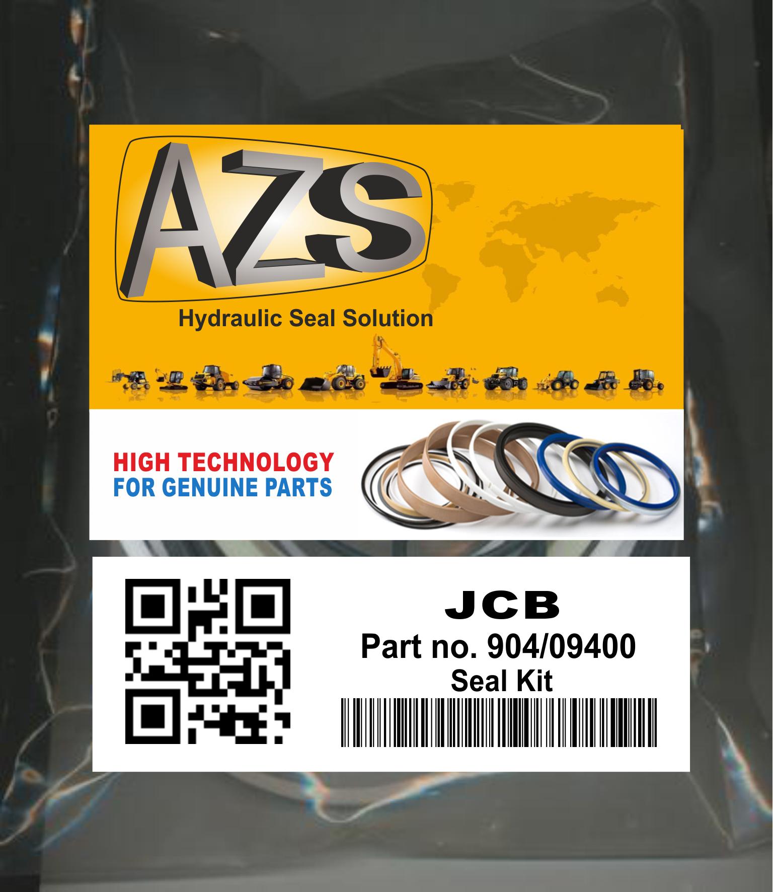JCB Seal Kit 904/09400 Replacement 90409400, 904-09400 Seal Kits